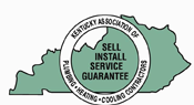 KENTUCKY ASSOCIATION OF PLUMBING HEATING COOLING CONTRACTORS